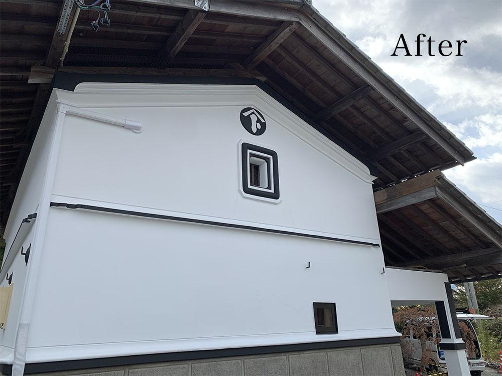 外壁塗装実績after